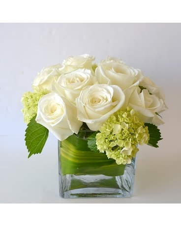 Coco Rose Flower Arrangement