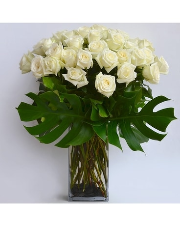 The Rose Connoisseur Flower Arrangement