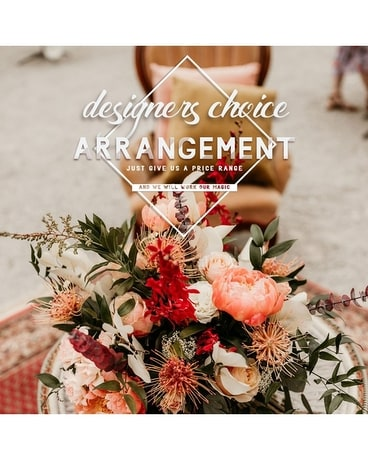 Designers Choice Floral Arrangement Flower Arrangement