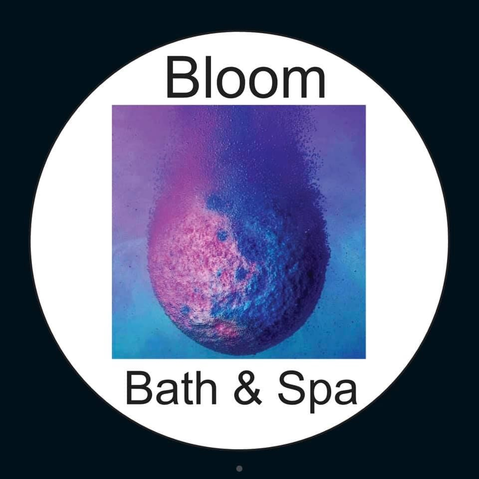 Bloom Bath and Spa Bath bombs