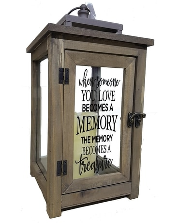 Treasure Lantern Custom product