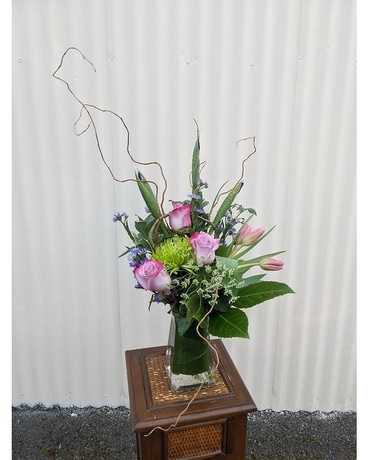 Spring Julep Flower Arrangement