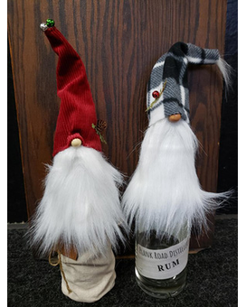 Gnome Bottle Toppers DIY Class