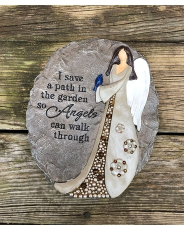 Angel Path Garden Stone Gifts