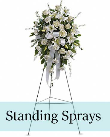Sympathy Flowers | Sherwood Flower Shop, Inc  | Winston