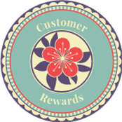 Customer Rewards badge