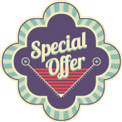 Special Offer on flower arrangements