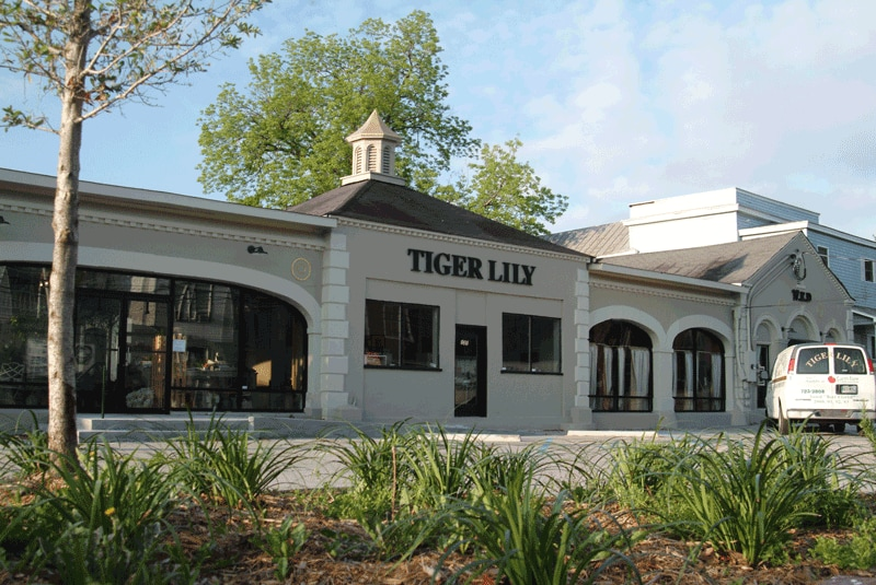 Tiger Lilly Store Front